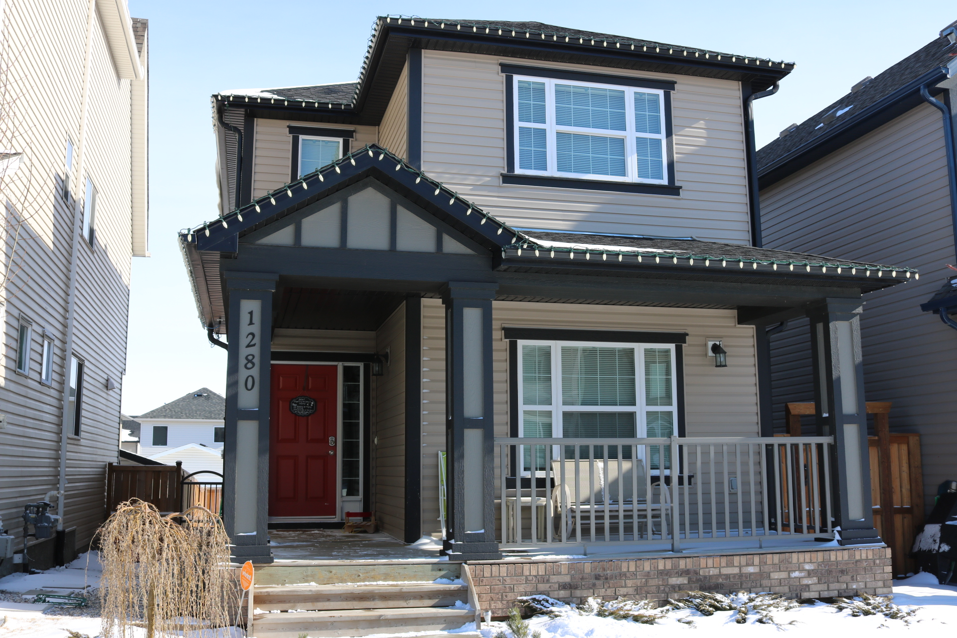 1280 Reunion Place, Airdrie